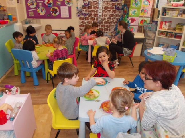 Chinese new year at Nursery Rhymes Leicester